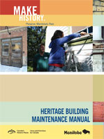Link to download Heritage Buildings Maintenance Manual