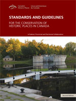 Link to download Standards and Guidelines for the Conservation of Historic Places in Canada